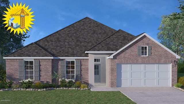 101 Rue Cordorcet, Youngsville, LA 70592 (MLS #20009468) :: Keaty Real Estate
