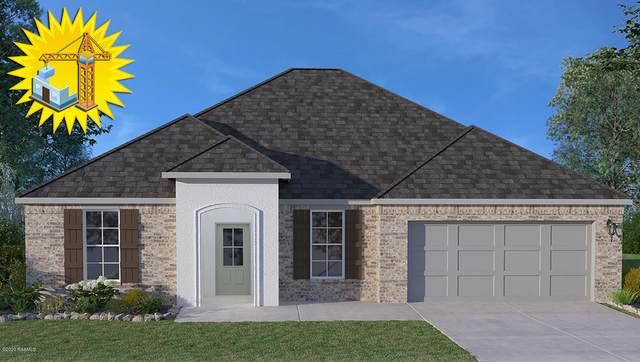 103 Rue Cordorcet, Youngsville, LA 70592 (MLS #20009469) :: Keaty Real Estate