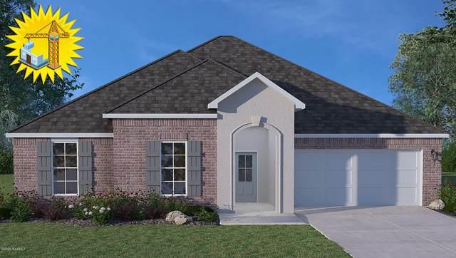 105 Rue Cordorcet, Youngsville, LA 70592 (MLS #20009478) :: Keaty Real Estate