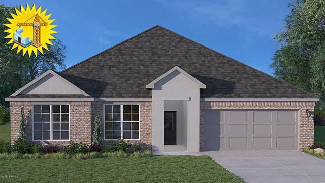 107 Rue Cordorcet, Youngsville, LA 70592 (MLS #20009485) :: Keaty Real Estate