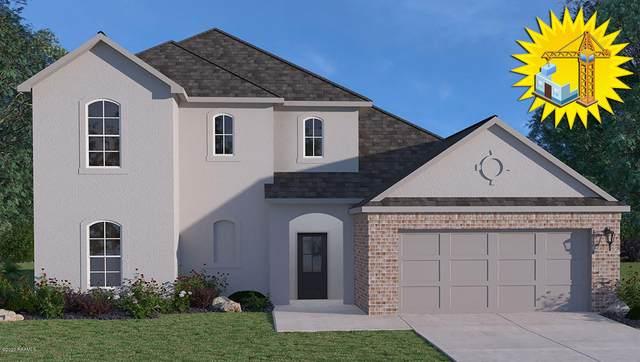502 Vert Drive, Youngsville, LA 70592 (MLS #20009487) :: Keaty Real Estate