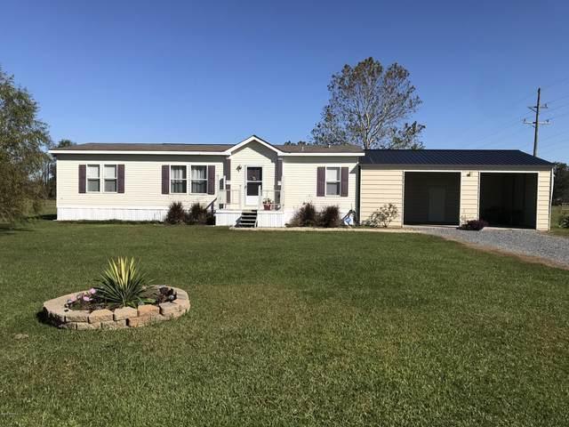 580 Mcclelland Road, Opelousas, LA 70570 (MLS #20009809) :: Keaty Real Estate