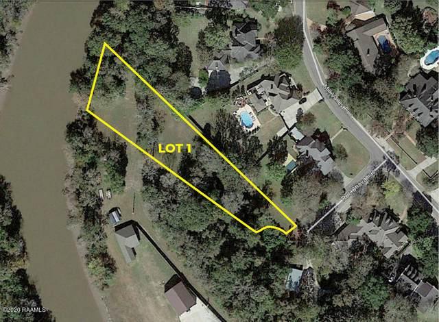 600 Blk Rue Chavaniac Lot 1, Lafayette, LA 70508 (MLS #20009818) :: Keaty Real Estate