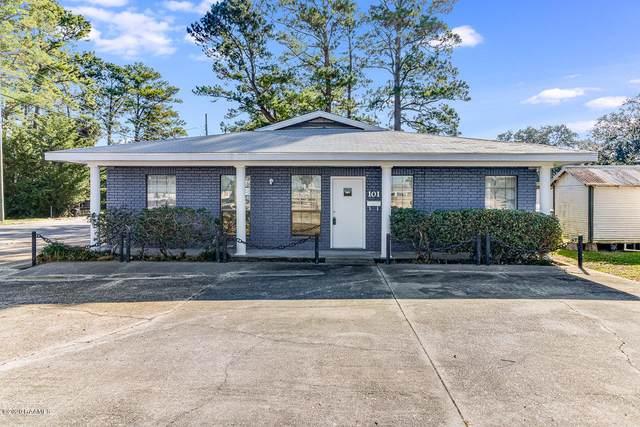 101 S Evangeline Street, New Iberia, LA 70560 (MLS #20009898) :: Keaty Real Estate