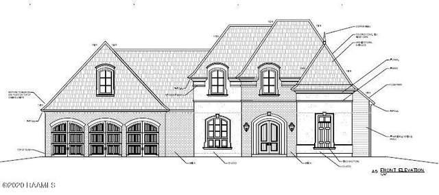 127 Grandview Terrace Drive, Youngsville, LA 70592 (MLS #20010042) :: Keaty Real Estate
