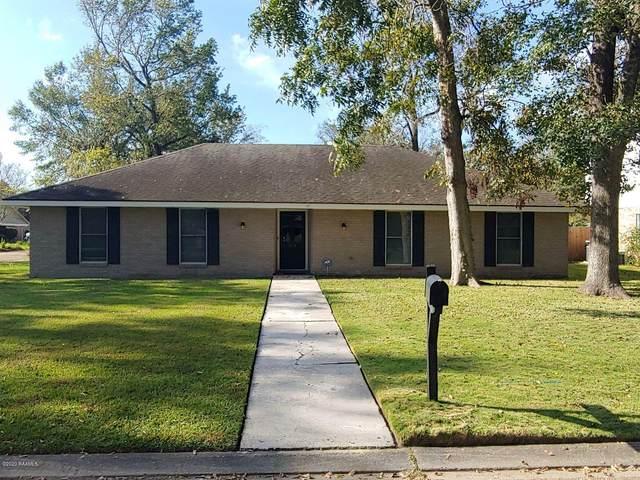 818 Dafney Drive, Lafayette, LA 70503 (MLS #20010173) :: Keaty Real Estate