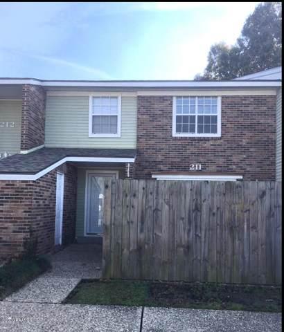 200 Lodge Drive #211, Lafayette, LA 70506 (MLS #20010242) :: Keaty Real Estate