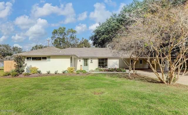 305 Live Oak Drive, Lafayette, LA 70503 (MLS #20010315) :: Keaty Real Estate
