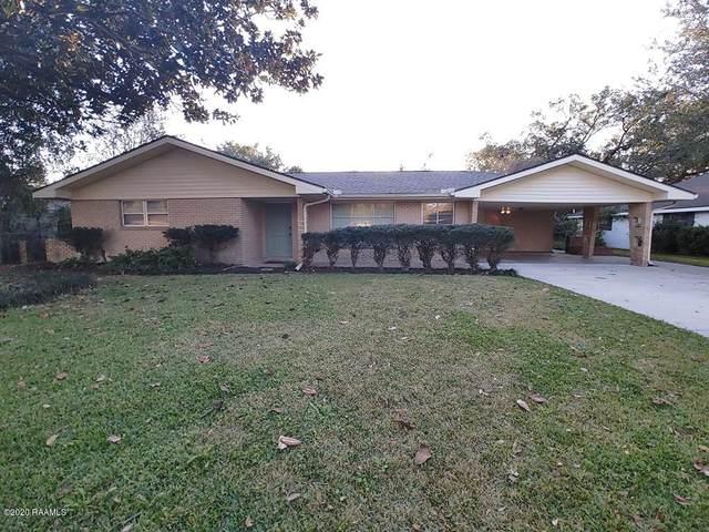 120 Delmar Lane, Lafayette, LA 70506 (MLS #20010365) :: Keaty Real Estate