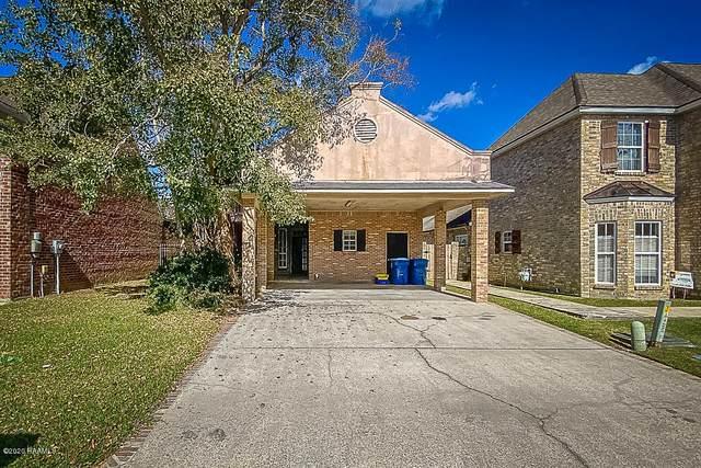 105 Postoak Circle, Lafayette, LA 70506 (MLS #20010374) :: Keaty Real Estate