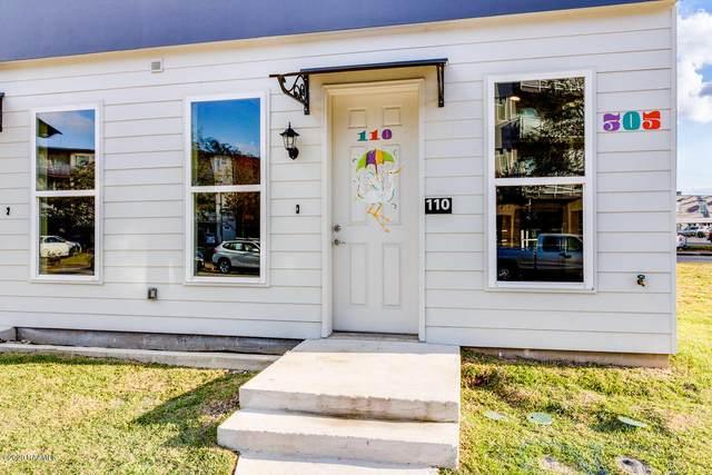 305 W Second Street #110, Lafayette, LA 70501 (MLS #20010383) :: Keaty Real Estate