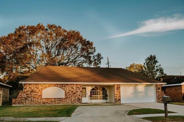 702 Dulles Drive, Lafayette, LA 70506 (MLS #20010404) :: Keaty Real Estate