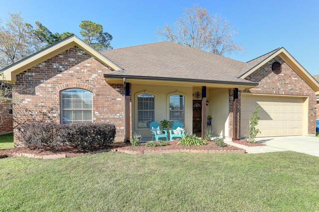 309 Begnaud Drive, Lafayette, LA 70501 (MLS #20010442) :: Keaty Real Estate