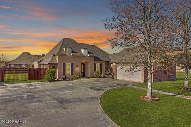 122 Fair Grounds Drive, Lafayette, LA 70503 (MLS #20010831) :: Keaty Real Estate