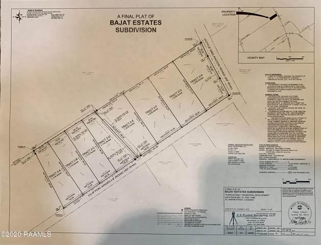 Tbd Clifton Angelle Road, Breaux Bridge, LA 70517 (MLS #20010974) :: Keaty Real Estate