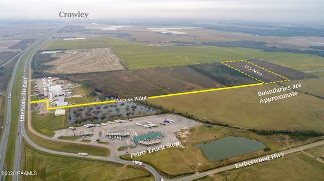 Tbd Jasmine Road, Crowley, LA 70526 (MLS #20011001) :: Keaty Real Estate