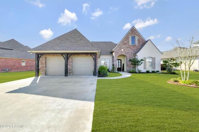 603 Cedar Lake Drive, Youngsville, LA 70592 (MLS #20011105) :: Keaty Real Estate