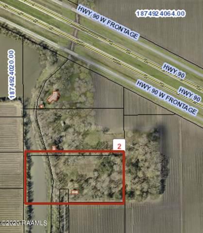 18895 W Hwy 90 Frontage Road, Baldwin, LA 70514 (MLS #20011137) :: Keaty Real Estate