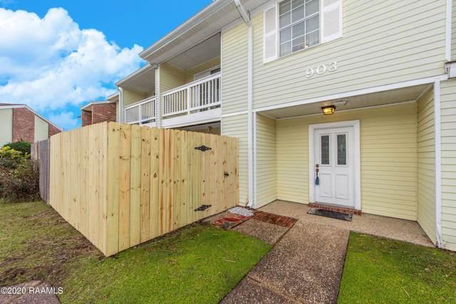 101 Wilbourn Boulevard #903, Lafayette, LA 70506 (MLS #20011272) :: Keaty Real Estate