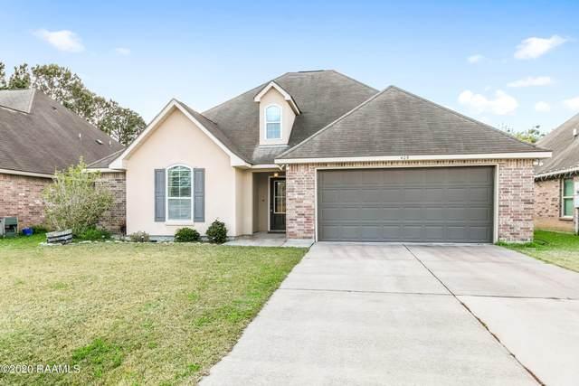 409 Magnolia Knee Drive, Carencro, LA 70520 (MLS #20011304) :: Keaty Real Estate