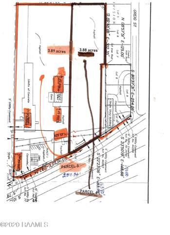 3738 NW Evangeline Throughway (Par 4), Carencro, LA 70520 (MLS #20011314) :: Keaty Real Estate