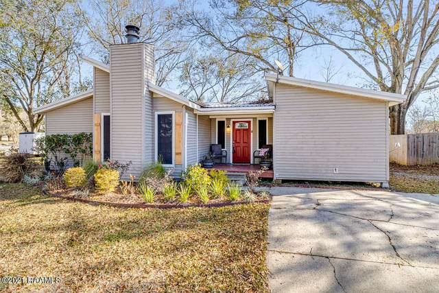 109 Sun Village Drive, Lafayette, LA 70506 (MLS #20011329) :: Keaty Real Estate