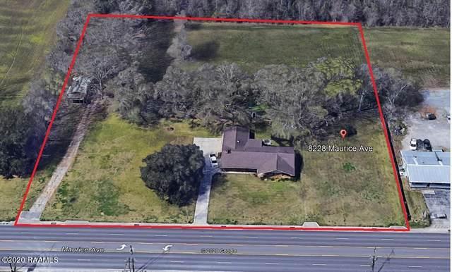 8228 Maurice Ave, Maurice, LA 70555 (MLS #20011330) :: Keaty Real Estate