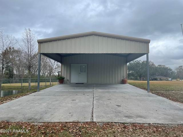 225 Malveaux Road, Lafayette, LA 70506 (MLS #21000019) :: Keaty Real Estate