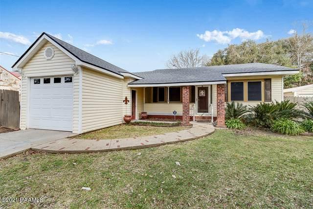 118 W Cherry Street, Opelousas, LA 70570 (MLS #21000023) :: Keaty Real Estate