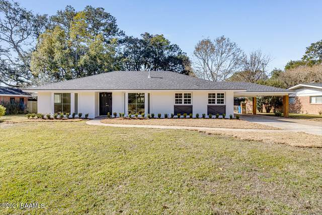 104 Stephanie Avenue, Lafayette, LA 70503 (MLS #21000069) :: Keaty Real Estate