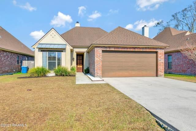107 Gunter Grass Court, Lafayette, LA 70508 (MLS #21000092) :: Keaty Real Estate