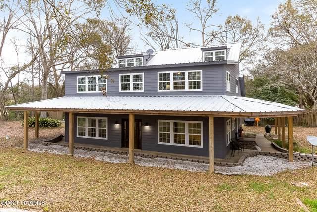 1003 N Timberon Drive, Broussard, LA 70518 (MLS #21000182) :: Keaty Real Estate