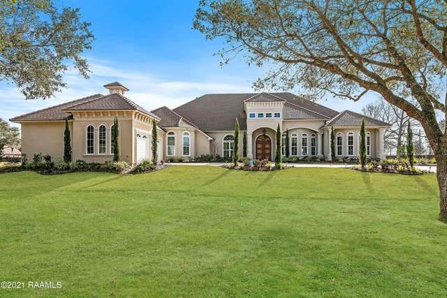 100 Veranda Place, Youngsville, LA 70592 (MLS #21000191) :: Keaty Real Estate