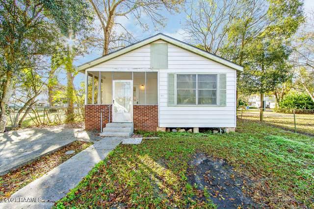 113 Martin Luther King Jr Avenue, Patterson, LA 70392 (MLS #21000193) :: Keaty Real Estate