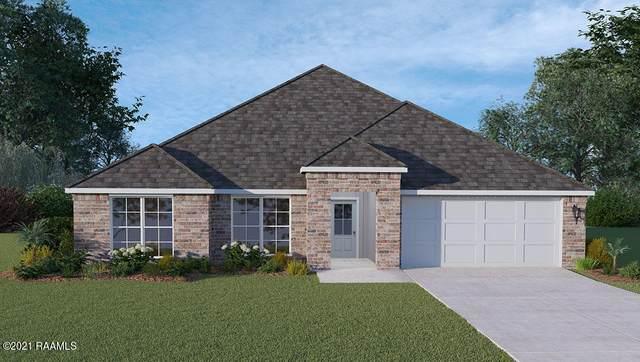 114 Grace View Dr, Lafayette, LA 70506 (MLS #21000202) :: Keaty Real Estate