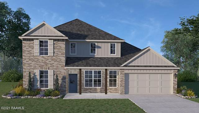 121 Grace View Dr, Lafayette, LA 70506 (MLS #21000204) :: Keaty Real Estate