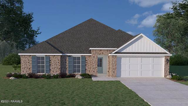 115 Grace View Dr, Lafayette, LA 70506 (MLS #21000207) :: Keaty Real Estate