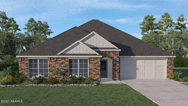 111 Grace View Dr, Lafayette, LA 70506 (MLS #21000211) :: Keaty Real Estate