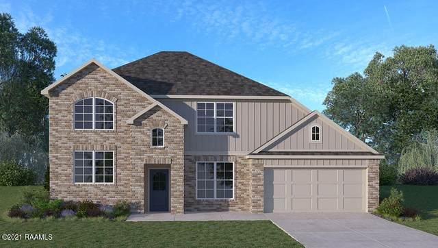 112 Grace View Dr, Lafayette, LA 70506 (MLS #21000212) :: Keaty Real Estate