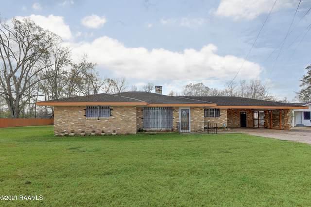 1545 Park Avenue, Opelousas, LA 70570 (MLS #21000214) :: Keaty Real Estate
