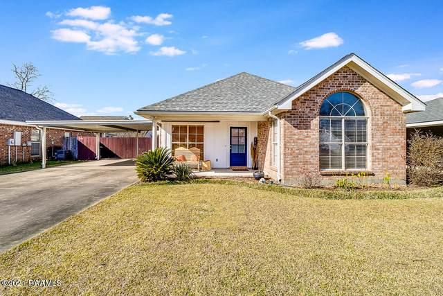 110 Marietta Drive, Youngsville, LA 70592 (MLS #21000225) :: Keaty Real Estate