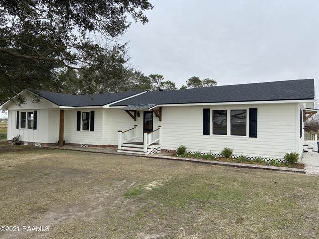 12718 Revis Road, Kaplan, LA 70548 (MLS #21000226) :: Keaty Real Estate