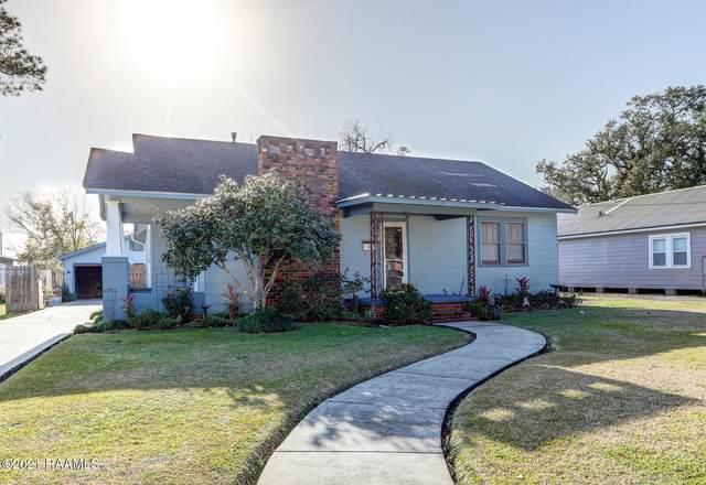 108 Trotter Street, New Iberia, LA 70563 (MLS #21000234) :: Keaty Real Estate