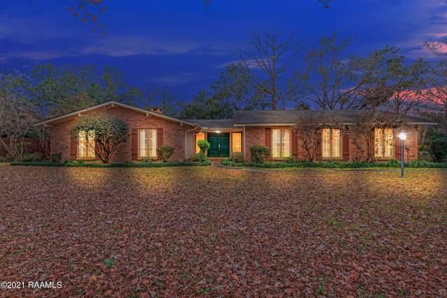 417 Lippi Boulevard, Lafayette, LA 70508 (MLS #21000249) :: Keaty Real Estate
