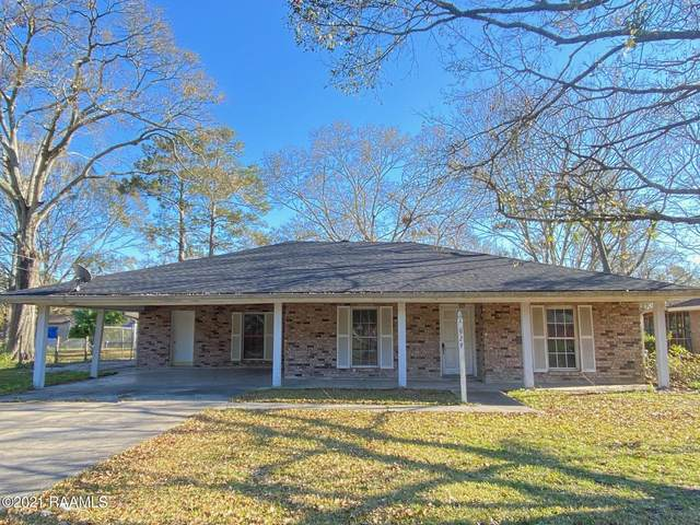 929 W Northern Avenue, Crowley, LA 70526 (MLS #21000265) :: Keaty Real Estate