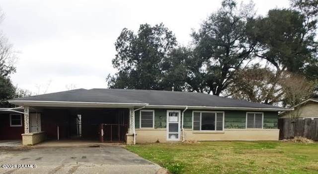 141 Whittington Drive, Lafayette, LA 70503 (MLS #21000276) :: Keaty Real Estate