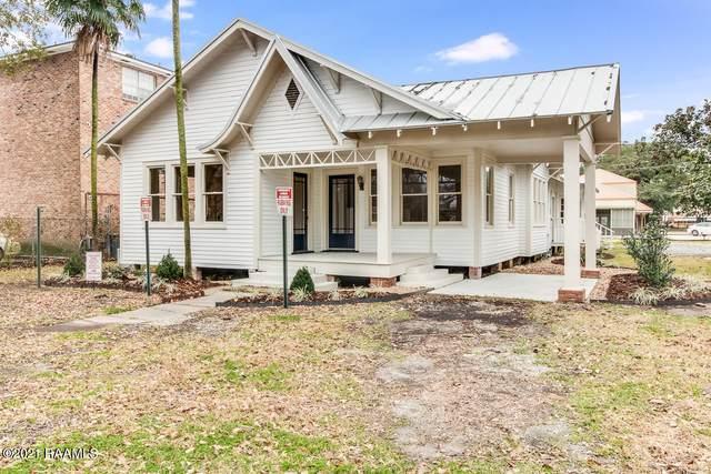 202 General Gardner Avenue, Lafayette, LA 70501 (MLS #21000291) :: Keaty Real Estate