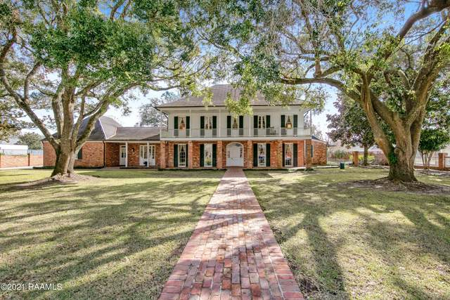205 Shannon Road, Lafayette, LA 70503 (MLS #21000304) :: Keaty Real Estate