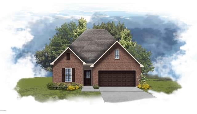 306 Berg Court, Youngsville, LA 70592 (MLS #21000328) :: Keaty Real Estate
