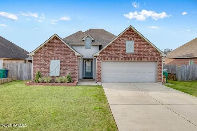 421 Clay Ridge Drive, Youngsville, LA 70592 (MLS #21000339) :: Keaty Real Estate